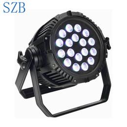 $enCountryForm.capitalKeyWord Australia - SZB 18x10W LED RGBW 4in1 IP65 Waterproof Par Light Stage Par Cans SZB-PL1810