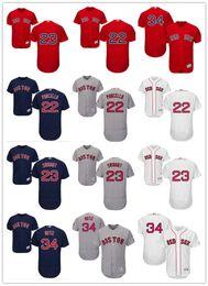 4db086af2 2019 custom Boston Red Men's women youth Majestic Sox Jersey #22 Rick  Porcello 23 Blake Swihart 34 Ortiz Home Red Baseball Jerseys