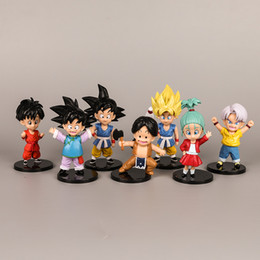 $enCountryForm.capitalKeyWord NZ - Dragon Balls Comics Super Saiyan Gokus Super Saiyan Limited Edition Muscle Cloud Son Goku Hand Toy Model Doll Cake Decoration Car Decorati