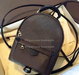 Wholesale High Quality Best Price Women Bags backpacks Shoulder bag men girl boys date code
