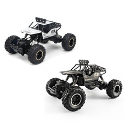 $enCountryForm.capitalKeyWord NZ - Remote Control Car Electric 2.4G Rock Crawlers 4x4 Drift Off-road Vehicle Four-wheel Drive Climbing Desert Truck RTR
