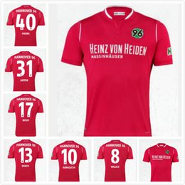 $enCountryForm.capitalKeyWord Australia - 19 20 Hannover 96 soccer jerseys home red 2019 2020 away third #8 WALACE #10 Haraguchi #13 Bebou #17 Wood #31 Anton #40 Maina football shirt