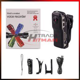 $enCountryForm.capitalKeyWord Australia - MD80 Mini DV Camcorder DVR Video Camera Webcam Support 32GB HD Cam Sports Helmet Bike Motorbike Y2000 Camera Video Audio Recorder DHL