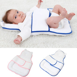 bedding padding Australia - Newborn Infant 100% cotton baby bed Baby multi-functional sleeping room travel towel anti-side pillow multi-purpose portable sleeping pad