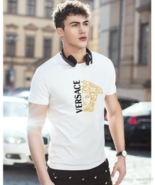 t shirt faux leather sleeves Australia - Brand Tee Men's Summer Short Sleeve T-Shrits Big Size Fashion 100% Cotton T-shirt Men Fashion Sports Coccer Ball Wear Casual Tee Anchor