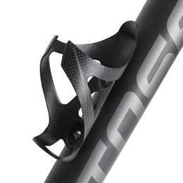 Water Bottle Cages For Bicycles Australia - coachey Ultra Light Full Carbon Fiber Bicycle Bike Water Bottle Cage Holder for Road Bike MTB