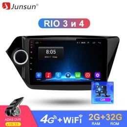 $enCountryForm.capitalKeyWord Canada - Junsun 2G+32G Android 8.1 4G Car Radio Multimedia Video Player Navigation GPS For KIA RIO 3 4 2011-2018 sedan 2 din no dvd