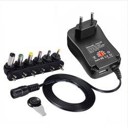 Power suPPly 9v ac 2a online shopping - 3V V V V V V V A A AC DC Adapter Adjustable Power supply Universal Power Charger for LED Light Bulb LED Strip