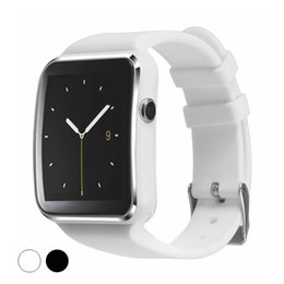 $enCountryForm.capitalKeyWord NZ - X6 Smart Watch Bluetooth Watch With Camera Support SIM   TF Card For Apple iPhone Samsung Android
