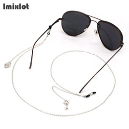 $enCountryForm.capitalKeyWord NZ - Fashion Pendant Eyeglass Chains Sunglasses Lanyard Strap Necklace Metal Eyeglass Glasses Chain Cord Reading Glasses Holder