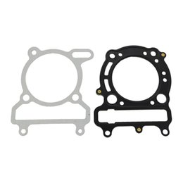 quad cylinder UK - Engine Cylinder Head Bottom Gasket Set For Yamaha YP250 YP300 400cc Quad