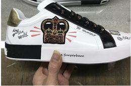 Ingrosso Italia Marca Scarpe da ginnastica Designer Sneakers Scarpe casual di alta qualità Stivali donna Scarpe firmate Sandali Pantofole Mocassini con scarpetta by shoe04