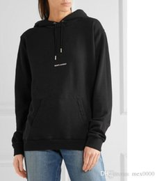 Justin bieber sale online shopping - 18SS New Style Hot Sale Y Justin Bieber high quality cotton fashion leisure hip hop hoodie yeezus free delivery