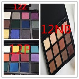 Discount eyes shadow palette Free Shipping ePacket New Makeup Eyes 12 Colors Eye Shadow Palette!3 Different Colors!happy_xinxin