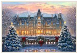$enCountryForm.capitalKeyWord UK - Christmas, Home Decor HD Printed Modern Art Painting on Canvas   Unframed   Framed