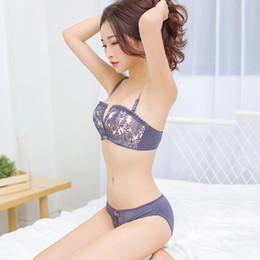 907f3b4bd0 Plus Size Bra Sexy Lace Bras For Women Large Size Secret Push Up Bralette  Fashion Lingerie Ultrathin Brassiere Underwear