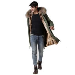 new product f9559 2ce4e Men Faux Fur Line Parka Australia | New Featured Men Faux ...