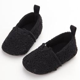 $enCountryForm.capitalKeyWord UK - Toddler Sapatos Baby Infantil Soft Bottom First Walkers Kids Children Boys Girls Solid Shoes