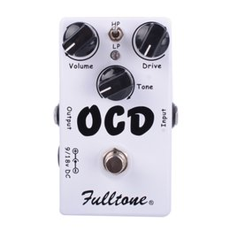 $enCountryForm.capitalKeyWord NZ - CLONE OCD Obsessive Compulsive Drive Overdrive Distortion Guitar Effect Pedal Two mode selection (HI LOW) And True Bypass Free Shipping