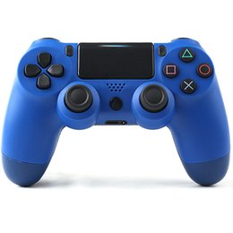 Vibration controller online shopping - Bluetooth Wireless for PS4 Vibration Joystick Gamepad For sony PS4 Controller Game Controllers Joysticks Play Station Without Packaging