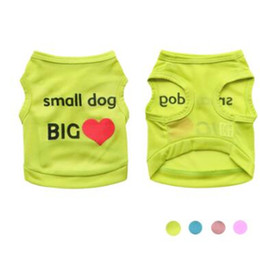 $enCountryForm.capitalKeyWord NZ - Summer Dog Clothes for Dogs Shirt Pet Cat Vest Cheap Pet Clothes Pet Tshirt Cat Clothing for Small Dog Chihuahua York Ropa Perro