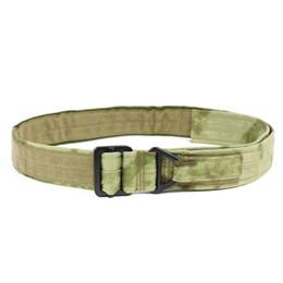 $enCountryForm.capitalKeyWord UK - Hot sale CQB rappel Tactical Belt Men Airsoft Paintball sports Military Army belt outdoor Equipment #72304