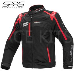 $enCountryForm.capitalKeyWord NZ - Free shipping Motorcycle cycling suit mesh for men and women summer fall-proof racing suit locomotive jacket Store No.24