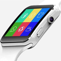 $enCountryForm.capitalKeyWord Australia - 2018 New X6 Smart Watch with Camera GPRS Touch Screen Support SIM TF Card Bluetooth Smartwatch for iPhone Xiaomi Android Phone