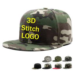 a24188f6707 Factory Customlized Adult Kids Travel Caps Camo baseball cap Men Army green  Summer Snapback Custom 3D embroidery Hip Hop camouflage Boy hat