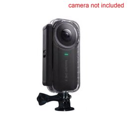 $enCountryForm.capitalKeyWord Australia - Practical Camera Accessories Housing Shell Transparent Outdoor Waterproof Case Fashion Photograph Diving For Insta360 One X