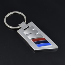 $enCountryForm.capitalKeyWord Australia - 10PCS New Car Keyring Keychain Key Ring Auto Key Chain Keyfob For BMW M 3 5 Power Performance X1 X3 X5 X6 E46 E39 E36 Car Styling Pendant