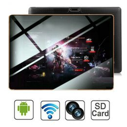 "tablet full hd UK - 10.1"" inch Android 9.0 Tablet PC 4+64GB Full HD Screen WIFI Dual SIM GPS Phablet"