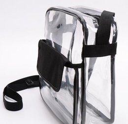 School bag gameS online shopping - Clear Tote Bag Patch for NFL Stadium Approved Shoulder Straps and Zippered Top Perfect Clear Bag for Work School Sports Games Concerts