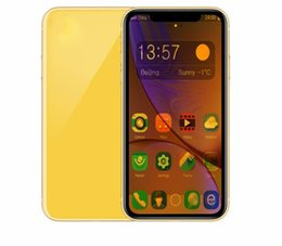 phones real gps 2019 - Goophone xs max xs xr cellphone show 4g lte show 256GB 512GB Real 1GB 4GB Quad Core 3G Unlocked phone Sealed