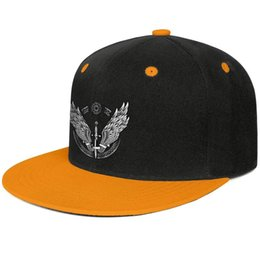$enCountryForm.capitalKeyWord NZ - Halsey Wings arrow pop music Design Hip-Hop Cap Snapback Flat Bill Brim Trucker Hat Sports Adjustable