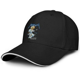 China Men's Women Metallica theie money tips her scales again Snapback Baseball Cap Custom All Cotton Mesh Caps Adjustable Fits Adult Hats suppliers