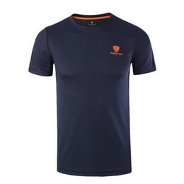 $enCountryForm.capitalKeyWord UK - Sport Shirt Men Tops Tees Running Shirts Mens Gym t Shirt Sports Fitness Jersey Quick Dry Fit camiseta running hombre