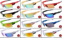 $enCountryForm.capitalKeyWord Australia - Popular Sunglasses Cool Brand New Designer Sunglasses for Men and Women Outdoor Sport Cycling SUN Glass Eyewear 12 colors Factory Price