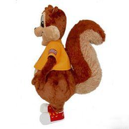 Monkey Halloween Costumes Australia - Squirrel monkey big money dog mascot costumes props costumes Halloween free shipping