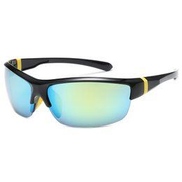Riding Glasses Lens Australia - Top quality sports men and women outdoor glasses riding glasses bicycle glass mountain bike bicycle cycling riding fishing sunglasses