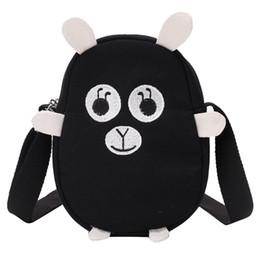 $enCountryForm.capitalKeyWord Australia - Canvas Small Bag Female Cute Cartoon Girl Wild Fashion Shoulder Messenger Bag womens purses and handbags ladies designer #smt
