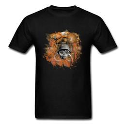 $enCountryForm.capitalKeyWord Australia - Customized Atomic Gas T-shirts Mask Atom Bomb Soldier