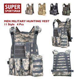 $enCountryForm.capitalKeyWord NZ - Men Camouflage Equipment Tactical Army Vests Combat Hunting Uniform Sniper Gear Camo Swat Ghillie Suits Clothes