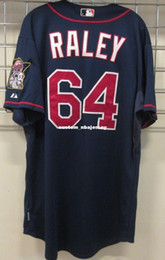 $enCountryForm.capitalKeyWord Australia - Cheap Custom Brooks Raley jerseys Cool Base Stitched Retro Mens jerseys Customize any name number XS-5XL