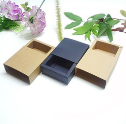 $enCountryForm.capitalKeyWord Australia - Kraft Boxes Drawer Boxes New Year Gift Boxes Square Accessories Electronics Packaging