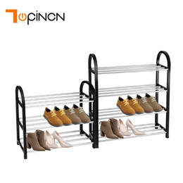 over door storage organizer NZ - Over The Door Shoe Organizer Plastic Shoes Storage Rack Shoe Storage Display Shelf Holder Shoe Rack Cabinet Home