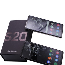 New arrival High Quality Goophone S20 Plus S20+ 1G Ram 16G Rom 6.7Inch Screen Display Smartphone can shown 4G real 3G Mobile Phone on Sale