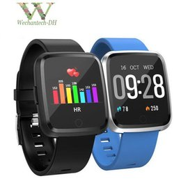 smart watch android monitor NZ - Y7 Smart watch Bracelet Waterproof Heart Rate Monitor Blood Oxygen Pressure Sport Tracker CY7 PRO smartwatch For Android IOS