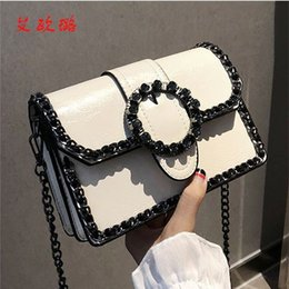 port bags Australia - New autumn and winter port wind small bag female 2019 new tide chain shoulder bag simple wild Messenger bag