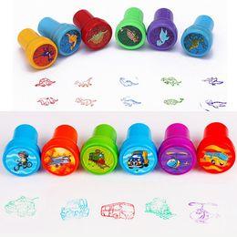 $enCountryForm.capitalKeyWord Australia - New Children Seal Cartoon Cute Stamp Tools Puzzle Fun Stamper DIY Photo Album Decor New Fashion Animals Pattern Seal
